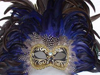 Пример женской маски