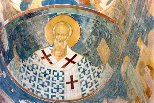 Дионисий икона фреска