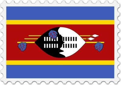 Флаг Свазиленда