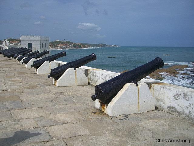 Достопримечательность Cape Coast Fort