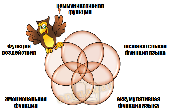 функции языка