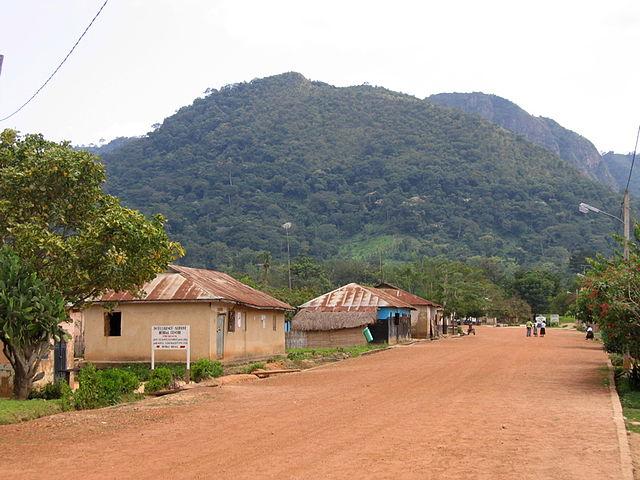 Гора Афоджато