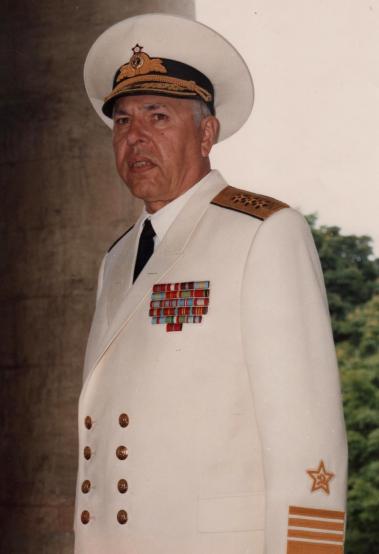 Контр-адмирал Михаил Хронопуло