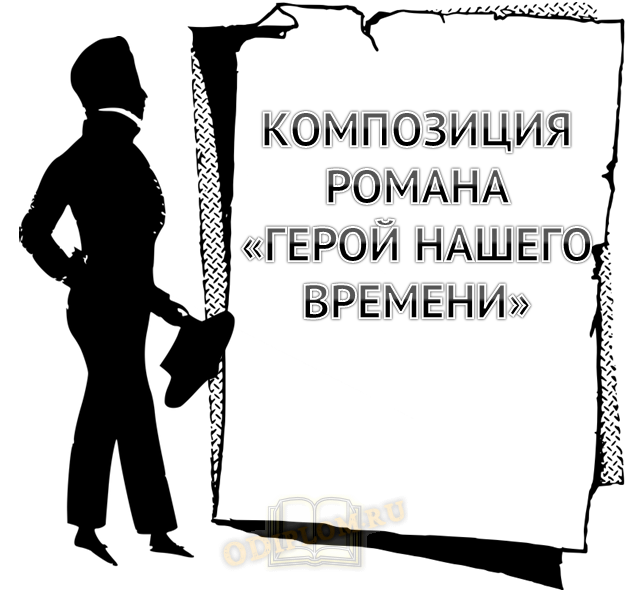 Композиция романа Герой нашего времени