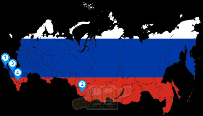 Курортный сбор в регионах России