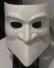 Пример венецианской маски для анимационных программ