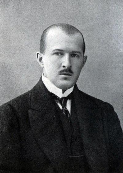 Михаил Павлович Рябушинский