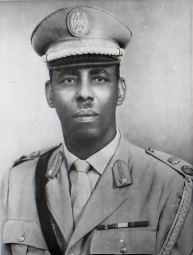 Мохаммед Сиад Барре