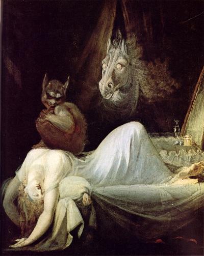 Ночной кошмар Фюсли