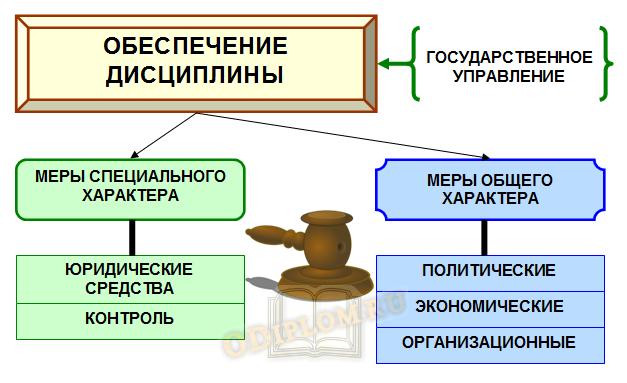 Обеспечение дисциплины в государственном управлении