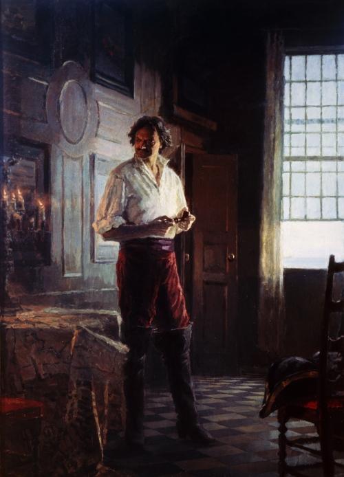 Петр Великий (1982-1984). Художник С.А. Кириллов.