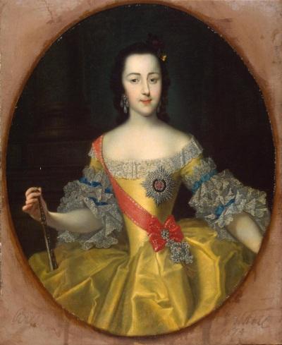 Портрет Екатерины II Грот