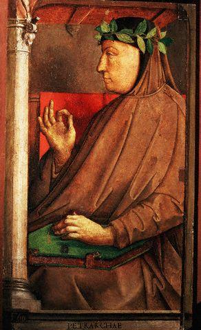 Портрет Франческо Петрарки