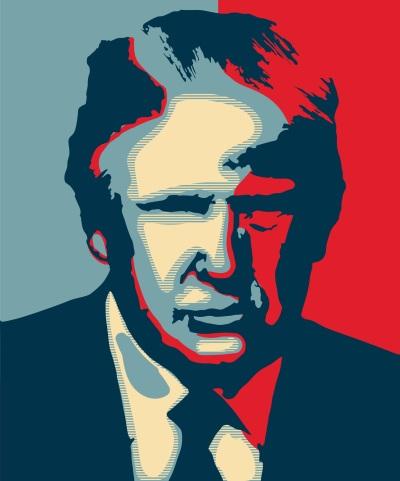 Президент США Трамп