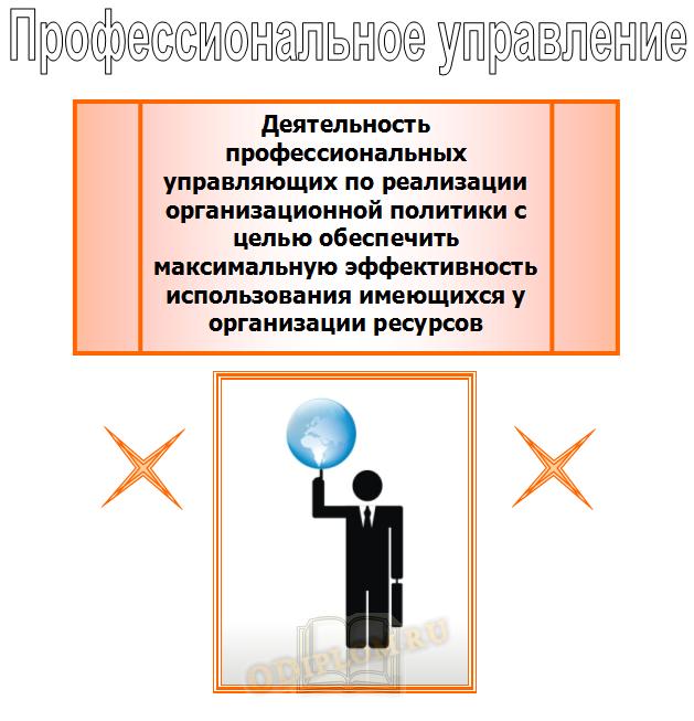 профессиональное управление