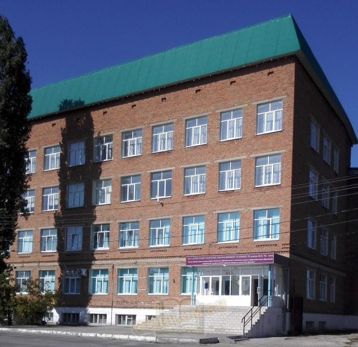 Пугачёвский гидромелиоративный техникум