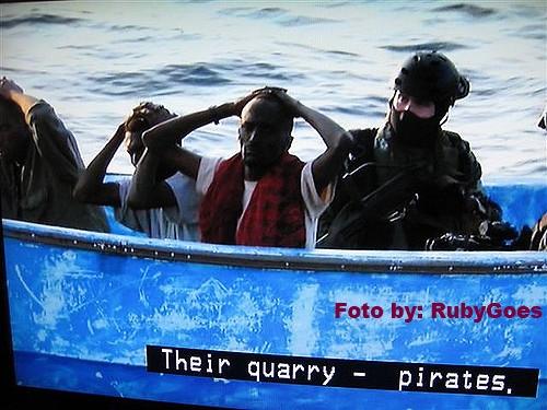 Очередная вылазка борцов с пиратством из НАТО