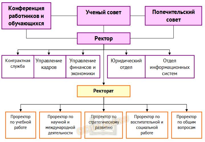 Система управления вуза