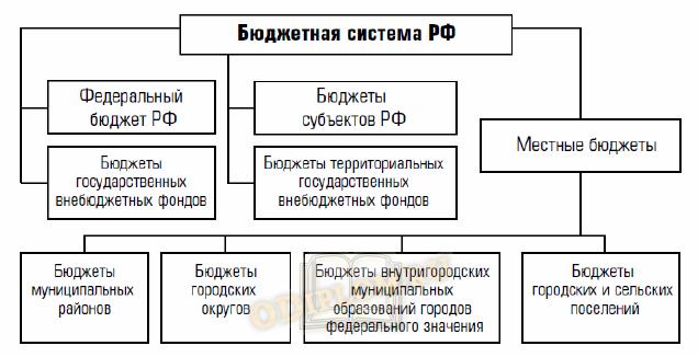 Состав бюджетной политики