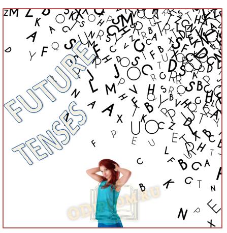 Способы выражения будущего действия в английском языке