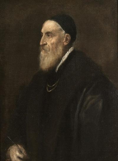 Тициан автопортрет